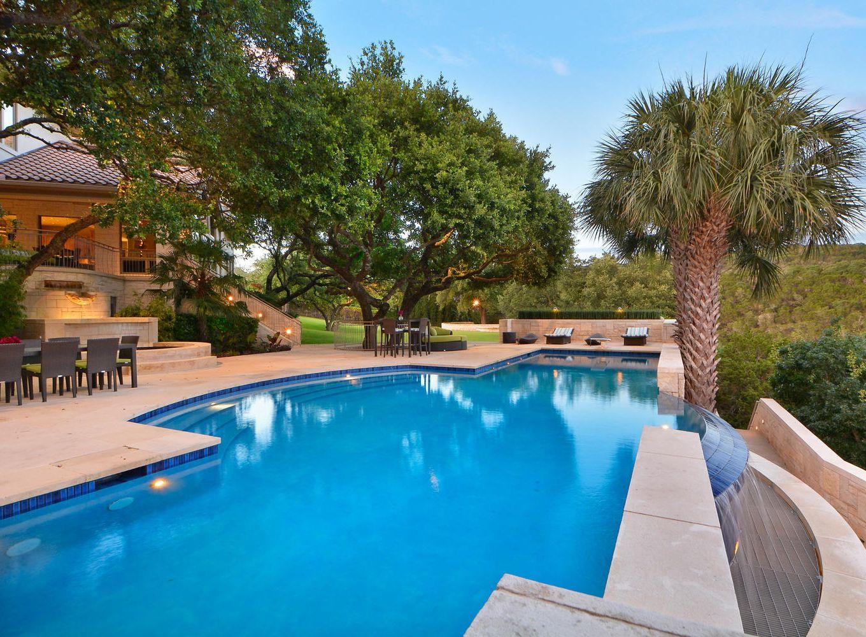 Swimming Pool builder in Austin TX   Pond Springs Custom Pools